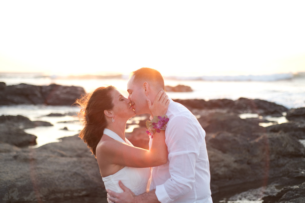 Wedding in Tamarindo Costa Rica. Photographed by Kristen M. Brown, Samba to the Sea Photography.