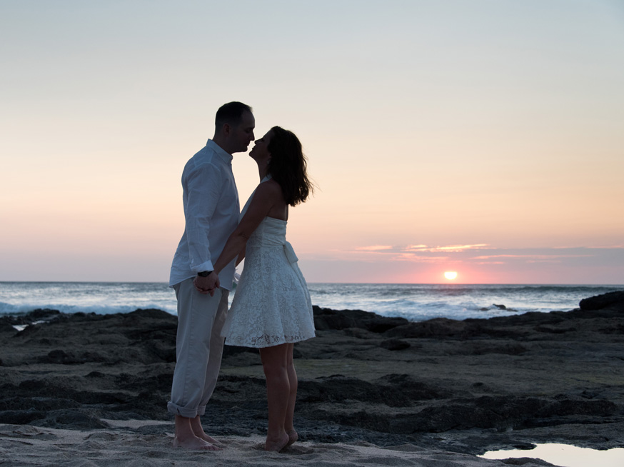 Wedding in Tamarindo Costa Rica