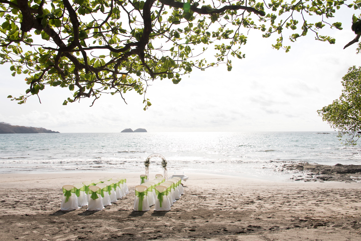 Playa Hermosa Costa Rica Wedding