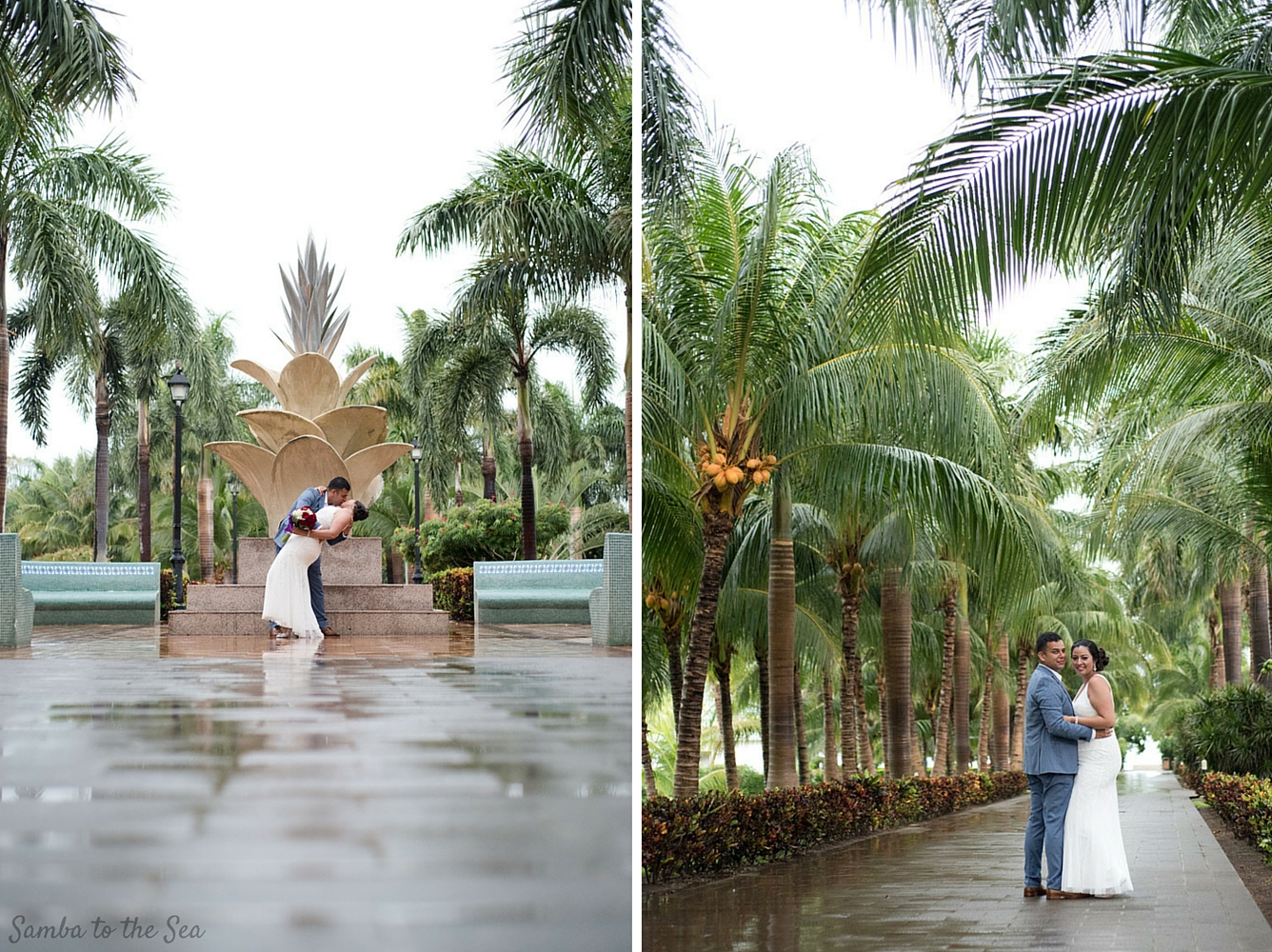Destination wedding in guanacaste costa rica cecy edgar for Weddings in costa rica