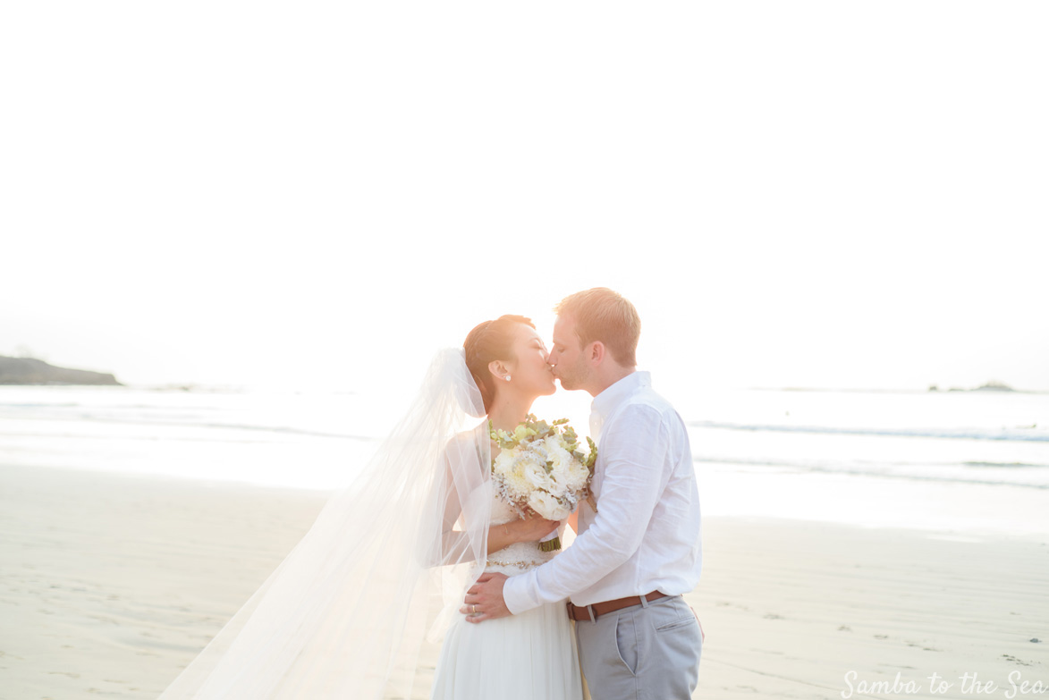 Langosta Beach Club Wedding: Amy + AJ