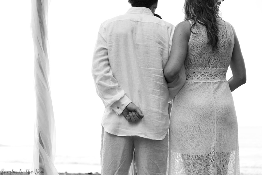 Elope in Tamarindo Costa Rica. Photographed by Kristen M. Brown, Samba to the Sea Photography.