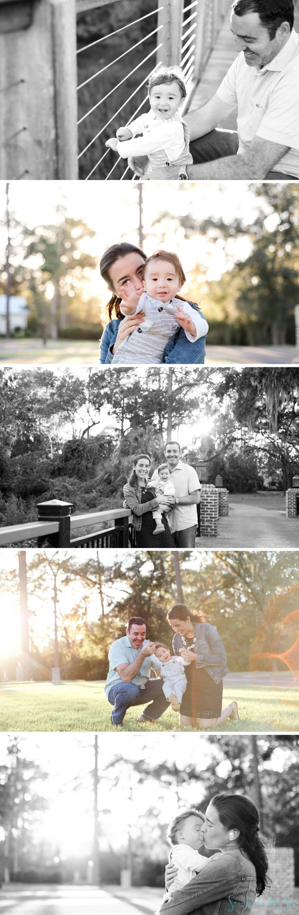Family Photos at Palmetto Bluff