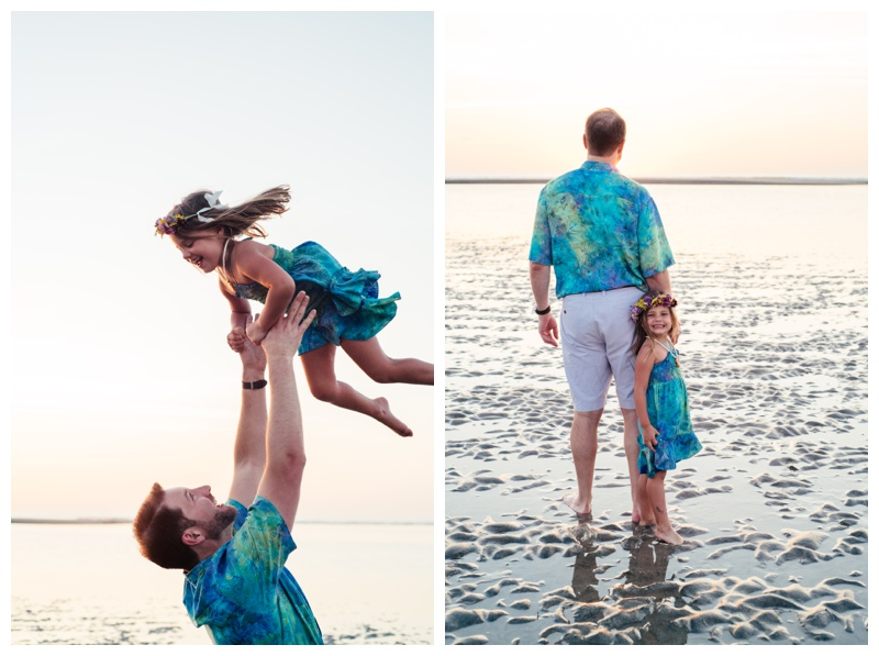 Beach family vacation in Tamarindo, Costa Rica. Photographed by Kristen M. Brown, Samba to the Sea Photography.