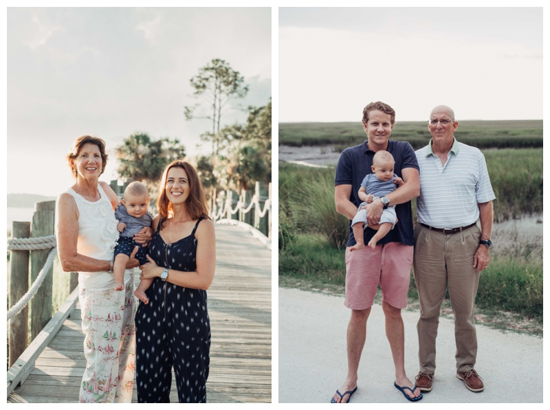 Family Photography in Savannah at The Landings on Skidaway Island. Photographed by Kristen M. Brown, Samba to the Sea Photography.