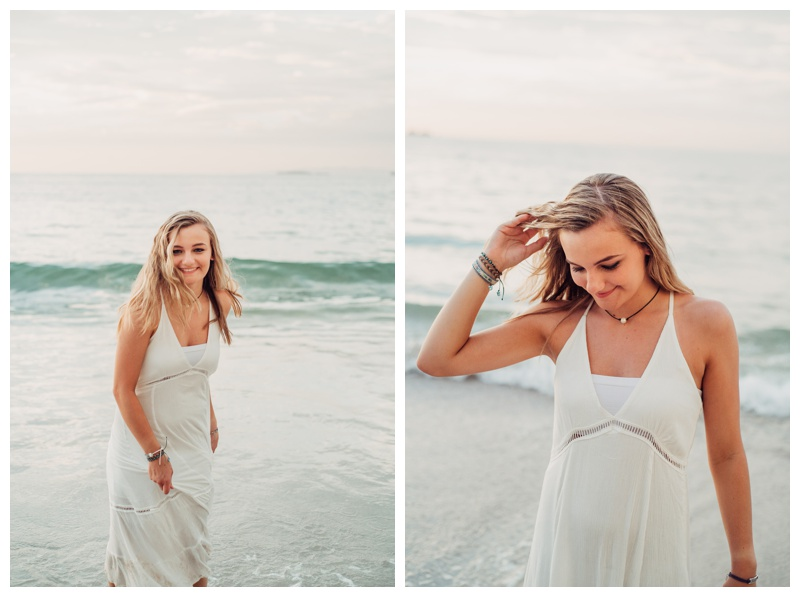 Senior photos in Costa Rica. Photographed by Kristen M. Brown, Samba to the Sea Photography.