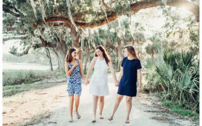 Family Photos in Savannah – Whalen Family
