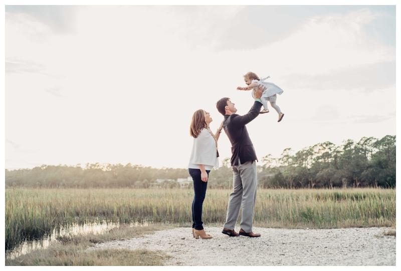 Holiday Family Photos in Savannah || Maher Family