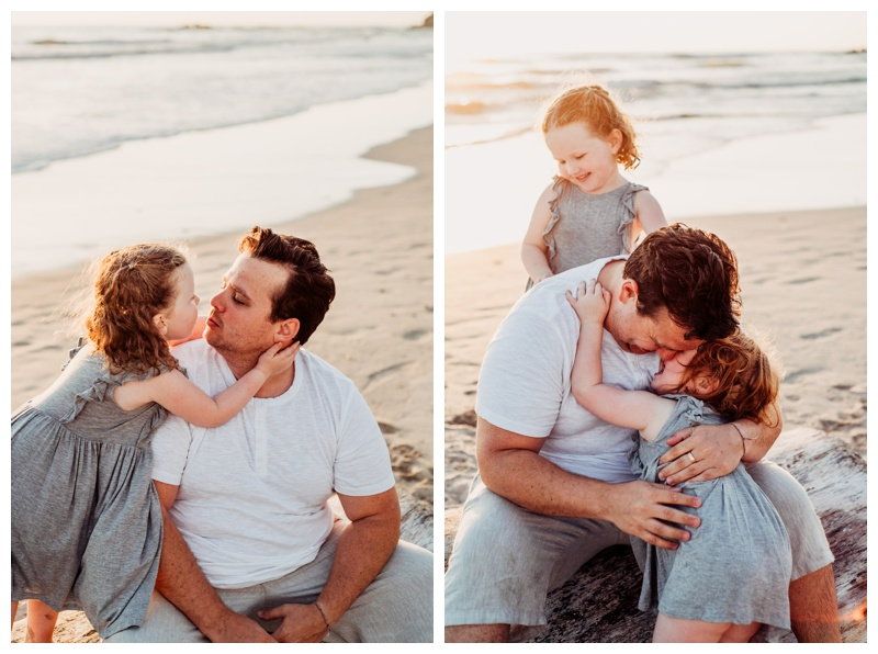 Family photos in Nosara Costa Rica. Photographed by Kristen M. Brown, Samba to the Sea Photography.