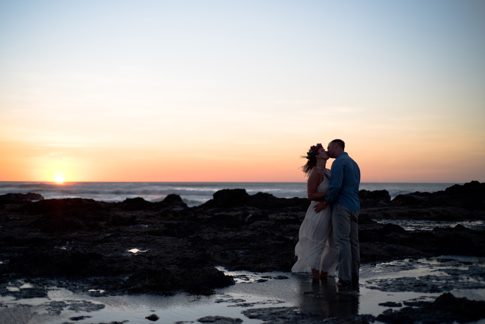 Wedding Tamarindo Guanacaste Costa Rica Photographer. Photographed by Kristen M. Brown, Samba to the Sea Photography.