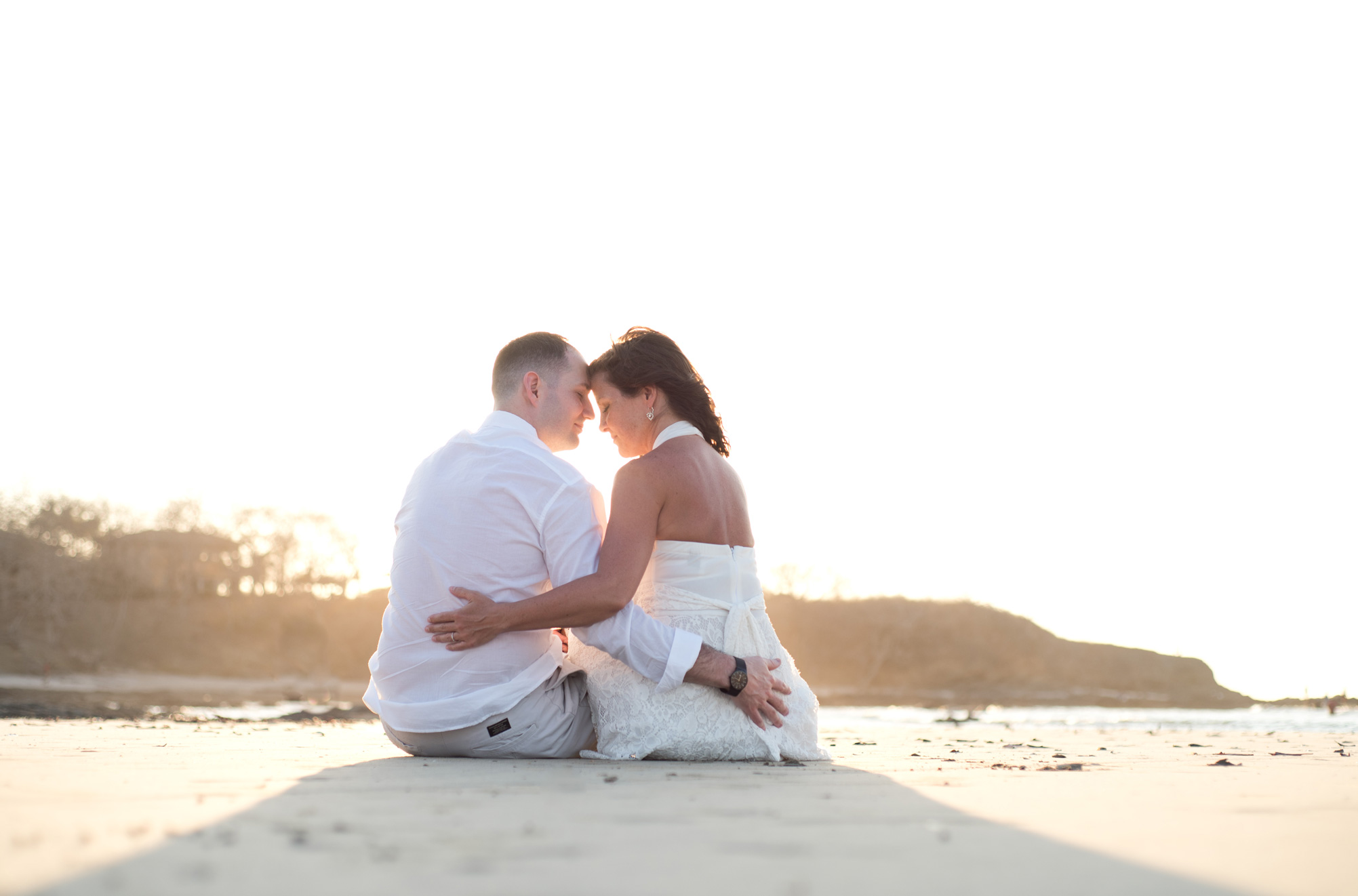 Honeymoon in Tamarindo Costa Rica. Photographed by Kristen M. Brown, Samba to the Sea Photography.
