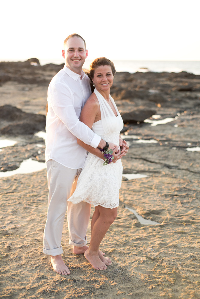 Wedding Photographer in Tamarindo Costa Rica