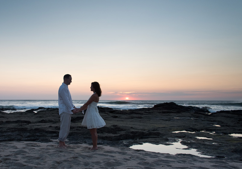 Wedding in Tamarindo Costa Rica