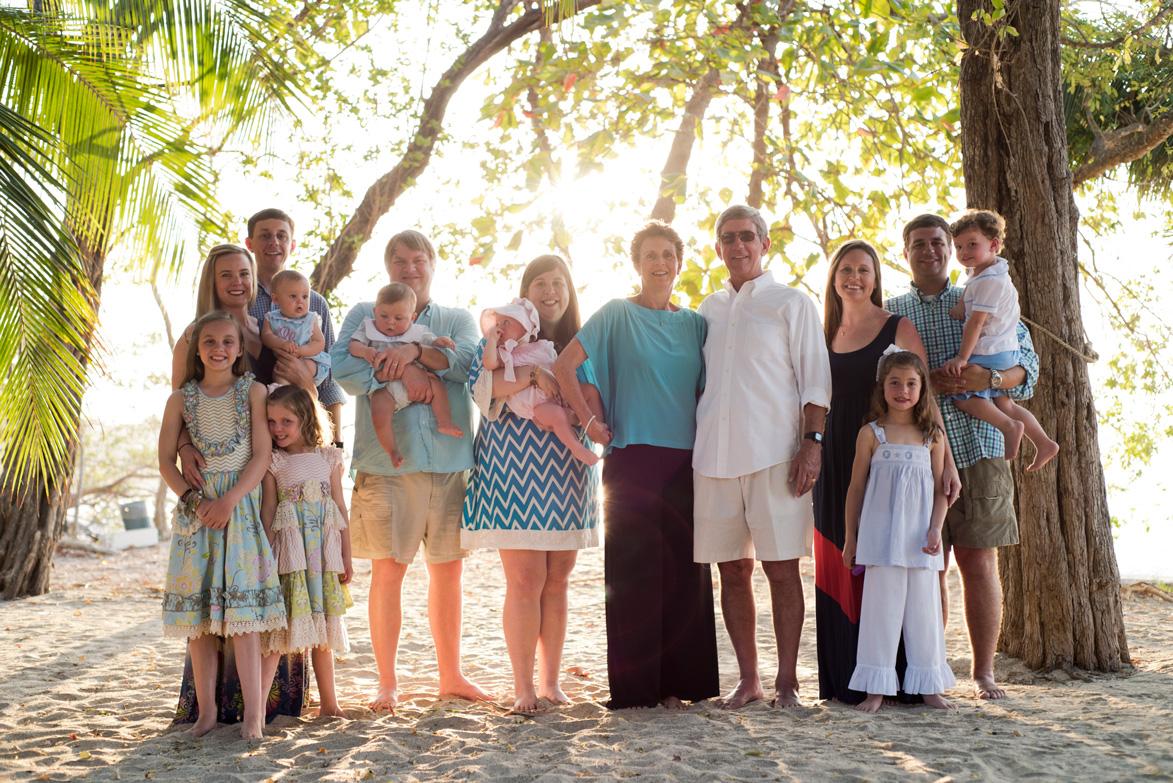 Family Photos Tamarindo Costa Rica