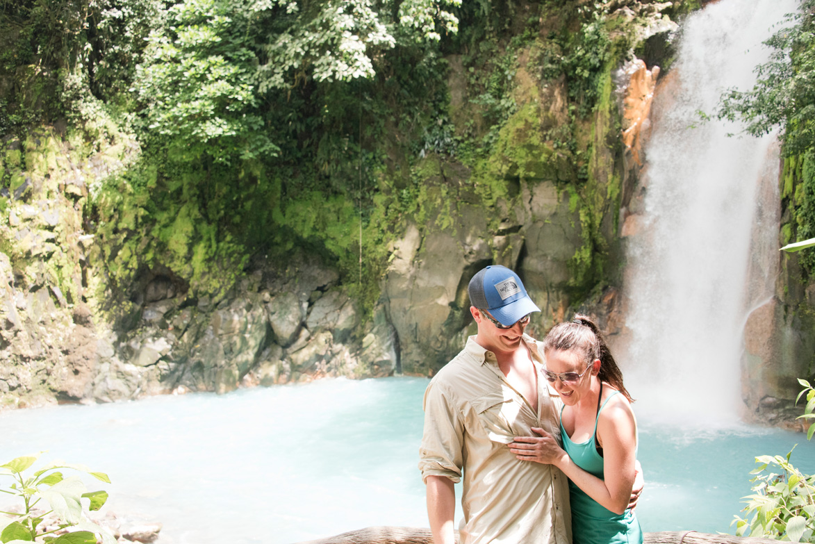 Hike to Rio Celeste, Costa Rica
