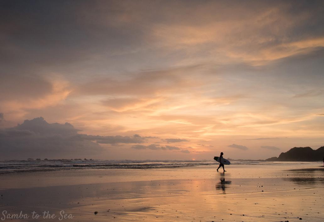Costa Rica Sunset May 2016