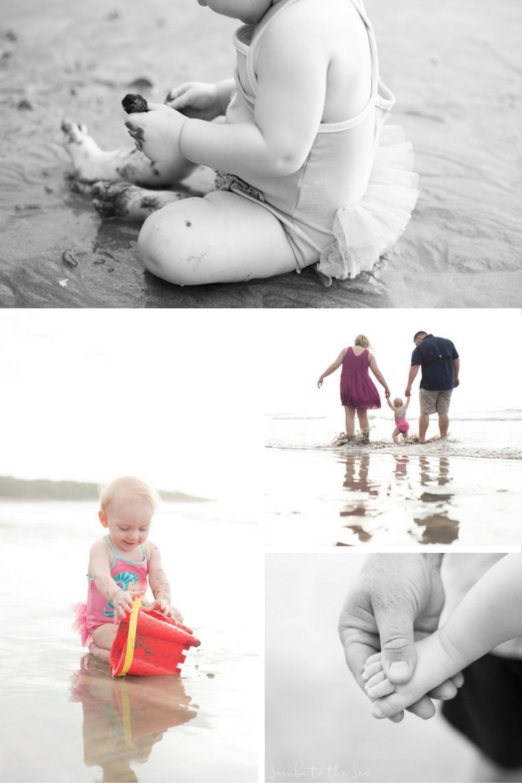 Family photography in Tamarindo, Costa Rica. Photographed by Kristen M. Brown, Samba to the Sea Photography.