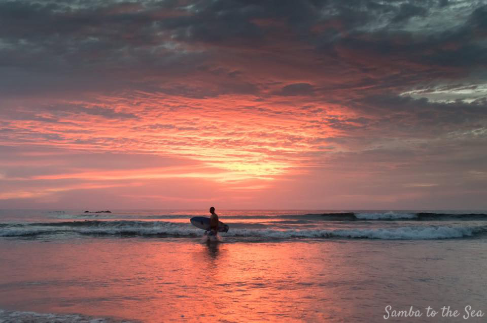 Tamarindo Costa Rica Sunsets – August 2016