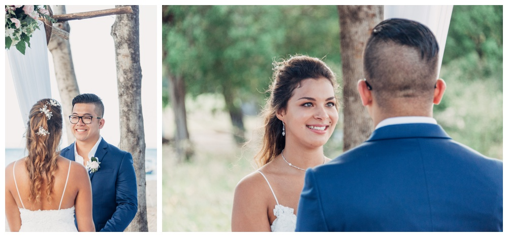 Wedding in Guanacaste Costa Rica. Photographed by Kristen M. Brown, Samba to the Sea Photography.