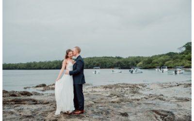 Wedding at Pangas Beach Club in Tamarindo || Kate + Matt