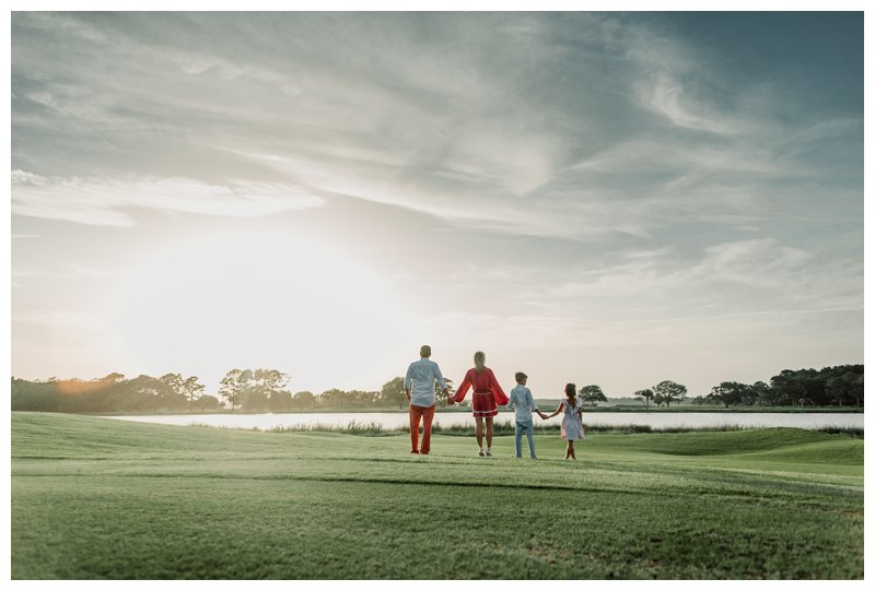 Family photos in Kiawah Island SC. Photographed by Kristen M. Brown, Samba to the Sea Photography.