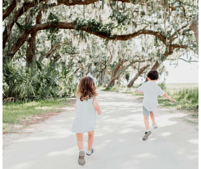 Family Photos in Savannah Georgia || Findland Family