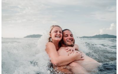 Lifestyle Photos in Tamarindo Costa Rica || Misti + Kent