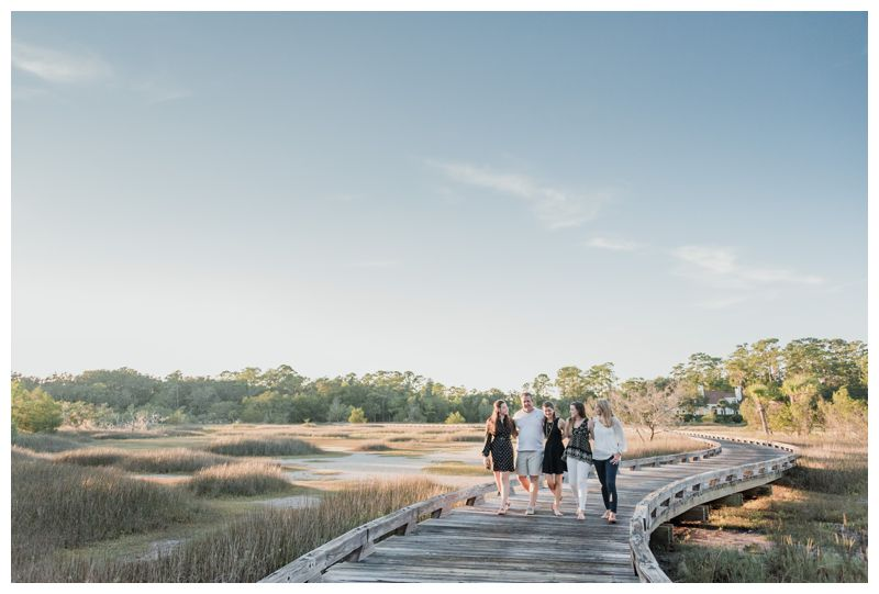 Savannah Family Photos at The Landings || Whalen Family