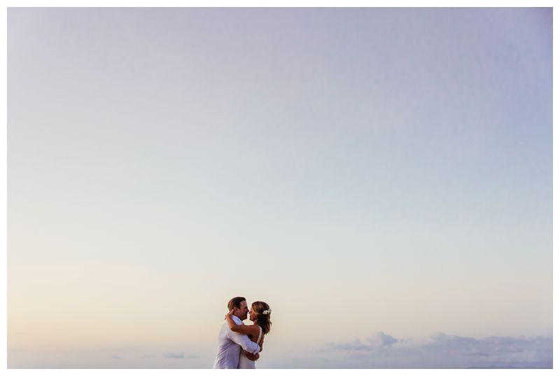 Beach Wedding in Playa Conchal Costa Rica || Eliza + Bryan