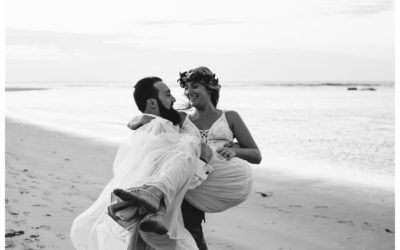 Elope to Tamarindo Costa Rica || Deanna + Jerry: