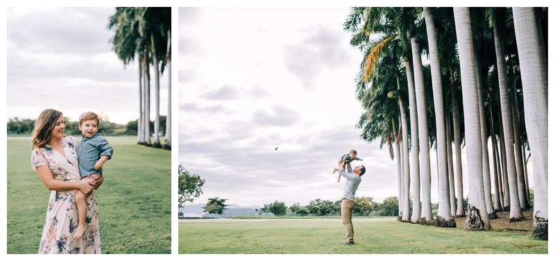 Family Photos at the Andaz Costa Rica. Photographed by Kristen M. Brown, Samba to the Sea Photography.