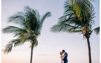 Destination Beach Wedding in Tamarindo Costa Rica || Brittany + Tom