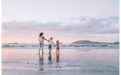 Family Photos at Hotel Capitan Suizo in Tamarindo || Prasad Family