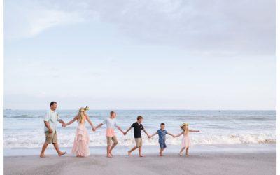 Vow Renewal in Samara Costa Rica || Miller Family