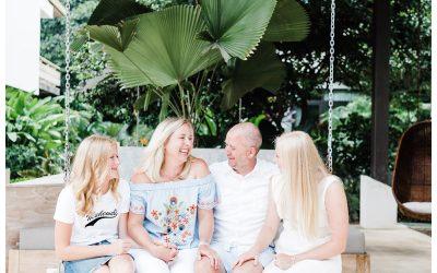 Beach Family Photos in Nosara Costa Rica || Miller Family