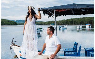 Honeymoon Photos in Tamarindo Costa Rica || Nikkie + Chris