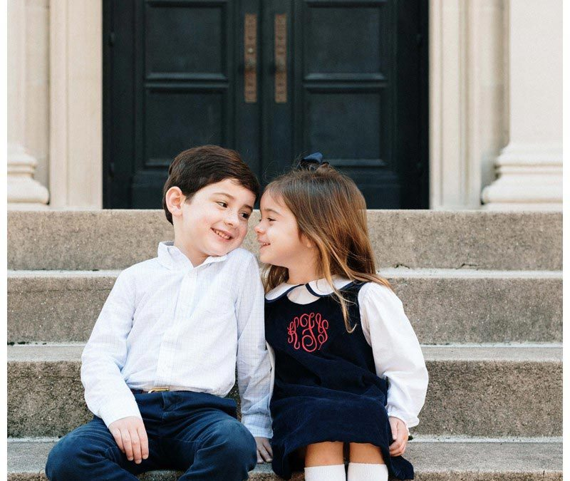 Holiday Family Photos in Savannah || Finland Family