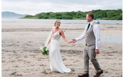 Destination Tropical Wedding in Tamarindo Costa Rica || Jenny + Karl