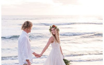 Intimate Destination Wedding at Lagarta Lodge on Playa Pelada || Keegan + Brian