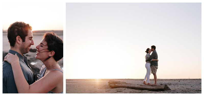 Proposal on the beach in Tamarindo Costa Rica. Photographed by Kristen M. Brown, Samba to the Sea Photography.