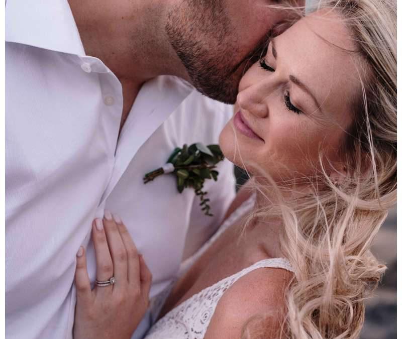 Intimate Wedding in Playa Ocotal Costa Rica || Kelsey + Brennan