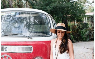 Lifestyle Yoga Brand Photos in Nosara Costa Rica || Laura Nagi