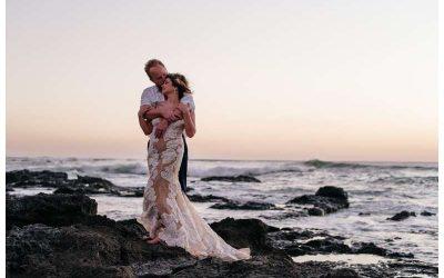 Vow Renewal in Tamarindo, Costa Rica || Tiffany + Jason