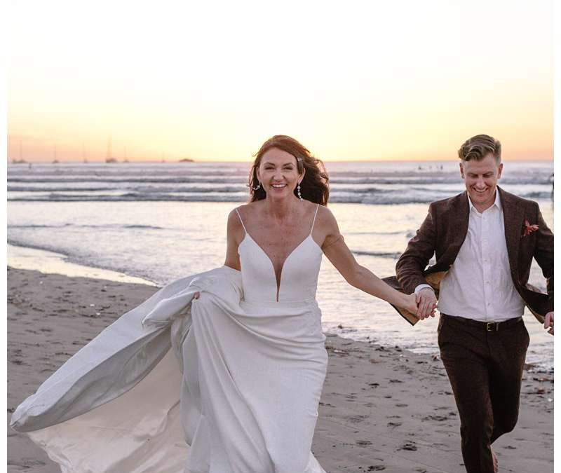 Honeymoon Elopement in Costa Rica || Ari + Matt