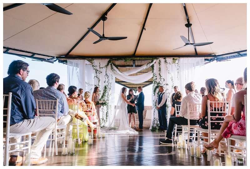 Destination wedding in Manuel Antonio Costa Rica at Villa Punto de Vista.