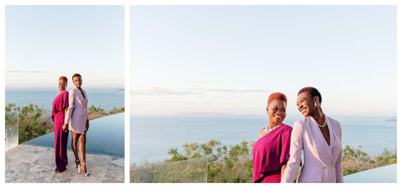 Editorial birthday photos in Costa Rica in Playa Ocotal. Photographed by Kristen M. Brown of Samba to the Sea.