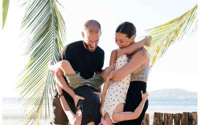Lifestyle Family Photos in Costa Rica || Kudish Family