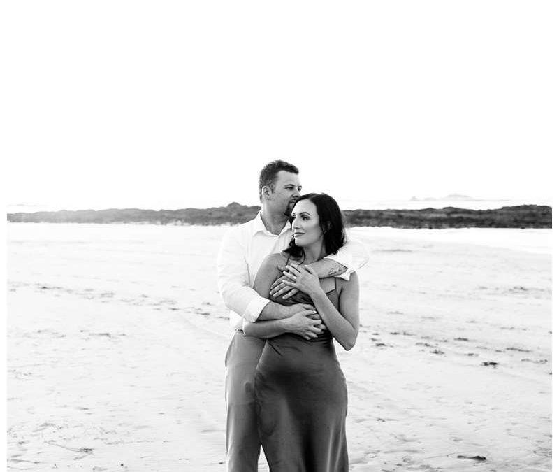 Engagement Photos in Tamarindo Beach Costa Rica || Maddie + Jake