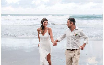 Intimate Destination Wedding in Manuel Antonio Costa Rica || Kristin + Andrew